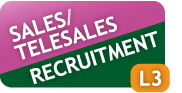 Sales / Telesales and Recruitment Qualification