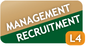 Management and recruitment qualifications